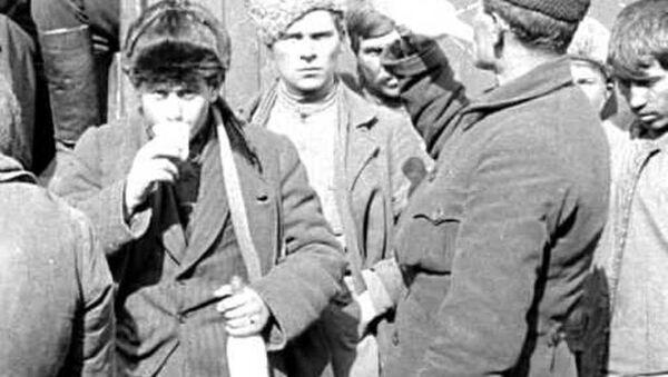 Rusya'nın Sibirya bölgesindeki İrkutsk kentinde 1919 yılındaki hayatı anlatan tarihi bir film internette yayınladı. - Sputnik Türkiye