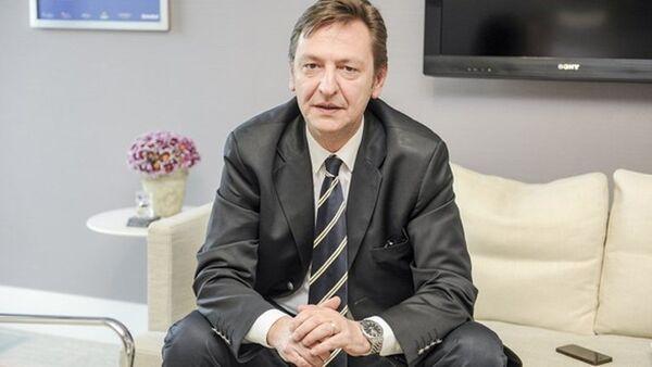 Doğan Holding Kurumsal İletişimden Sorumlu Başkan Yardımcısı Ahter Kutadgu - Sputnik Türkiye