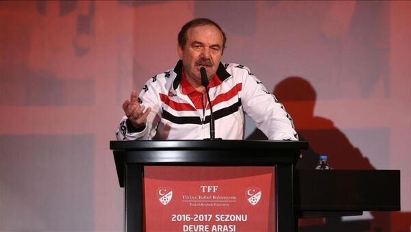Yusuf Namoğlu - Sputnik Türkiye