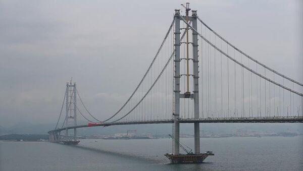 Osmangazi Köprüsü - Sputnik Türkiye