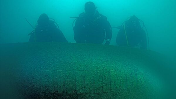 Van Gölü'nde Rus gemisi bulundu - Sputnik Türkiye