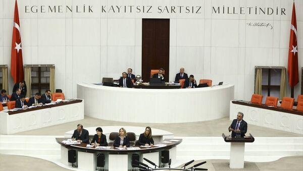 TBMM -  Anayasa değişikliği görüşmeleri - Sputnik Türkiye