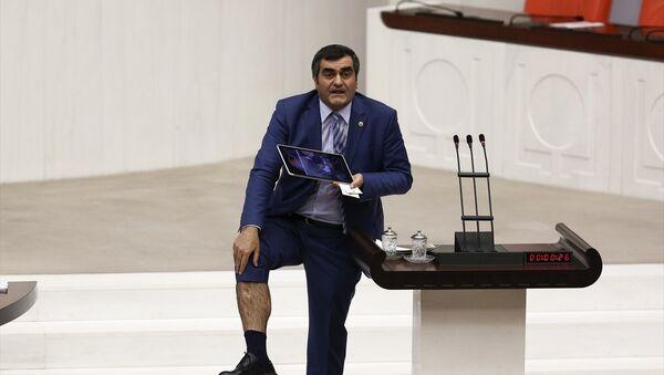 CHP İstanbul Milletvekili Ali Şeker - Sputnik Türkiye