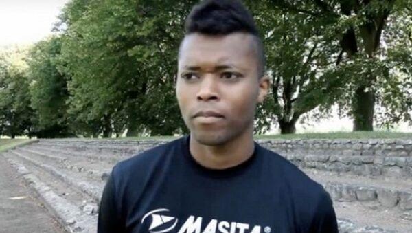 Gambialı Alieu Darbo - Sputnik Türkiye