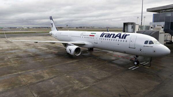 İran'ın yeni uçağı - Sputnik Türkiye