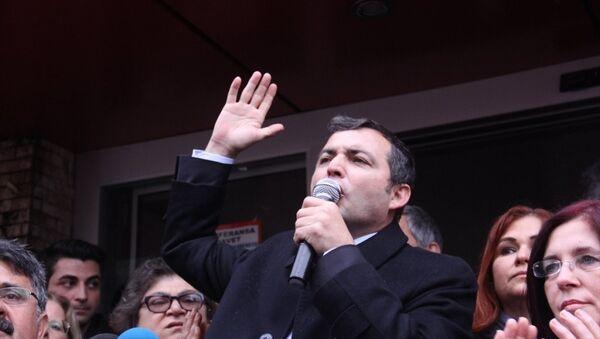 CHP Antalya Milletvekili Niyazi Nefi Kara - Sputnik Türkiye