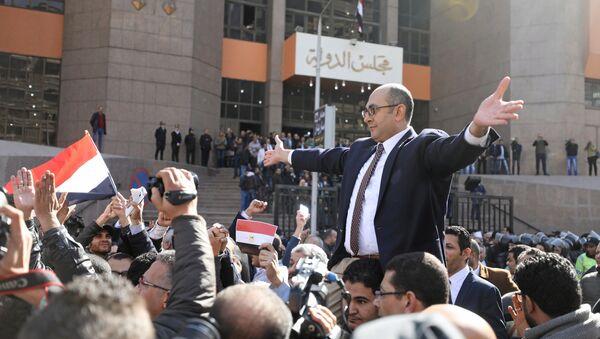 Halid Ali Mısır - Sputnik Türkiye