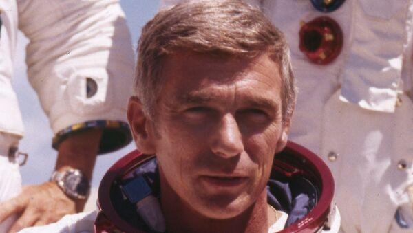 ABD'li emekli astronot Eugene Cernan - Sputnik Türkiye