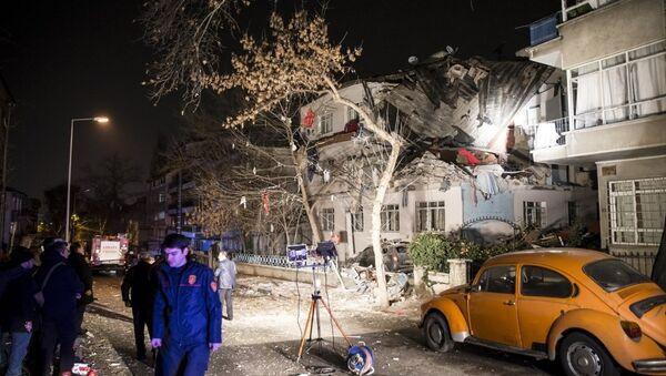Ankara patlama - Sputnik Türkiye