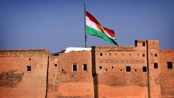 Irak Kürt Bölgesel Yönetimi - IKBY - Erbil - Sputnik Türkiye