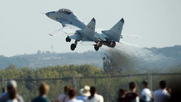 Rusya'nın yeni nesil savaş uçağı MiG-35 - Sputnik Türkiye