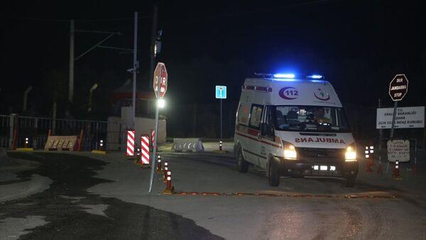 Adana'da cezaevinde yangın - Sputnik Türkiye