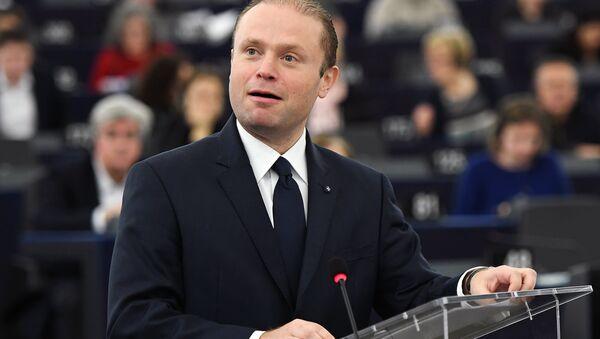 Malta Başbakanı Joseph Muscat - Sputnik Türkiye