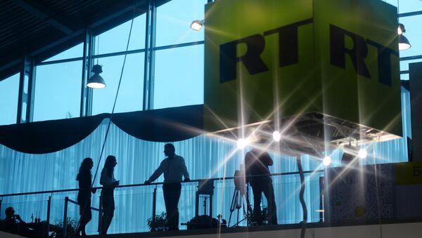 Russia Today logosu - Sputnik Türkiye