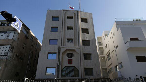 Rusya'nın Tel Aviv Büyükelçiliği - Sputnik Türkiye