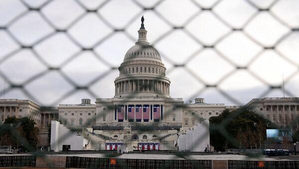 Washington'da Trump hazırlıkları - Sputnik Türkiye
