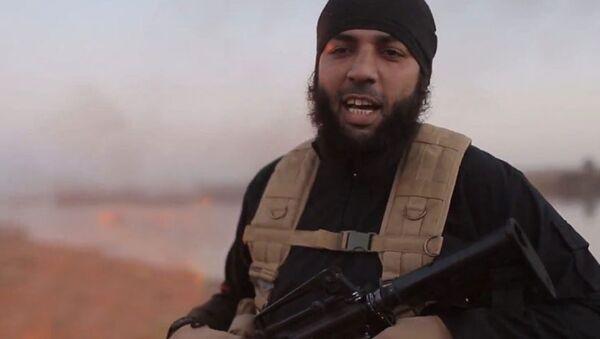 Türkiye doğumlu IŞİD üyesi Hasan Aydın - Sputnik Türkiye