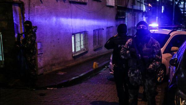 İstanbul Emniyet Müdürlüğü'ne saldırı - Sputnik Türkiye