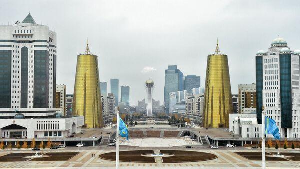 Astana - Sputnik Türkiye
