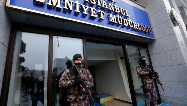 İstanbul Emniyet Müdürlüğü / Özel Harekat Polisleri - Sputnik Türkiye