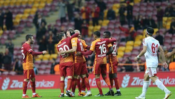 Galatasaray-Erzincanspor - Sputnik Türkiye