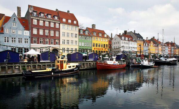 Danimarka'nın başkenti Kopenhag da 8. sırada yer aldı. - Sputnik Türkiye