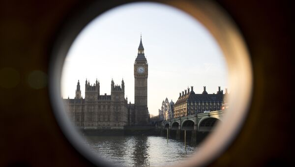 Londra / Big Ben / Thames Nehri / Westminster - Sputnik Türkiye