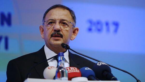 Çevre ve Şehircilik Bakanı Mehmet Özhaseki - Sputnik Türkiye