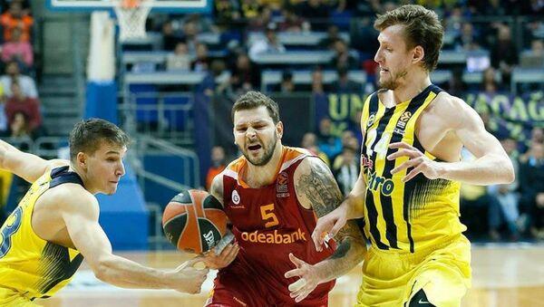 Fenerbahçe - Galatasaray Odeabank - Sputnik Türkiye