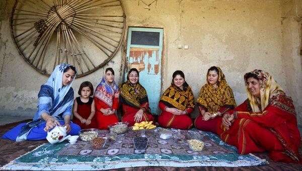 İranlı türkmenlerin yaşamı ve gelenekleri - Sputnik Türkiye