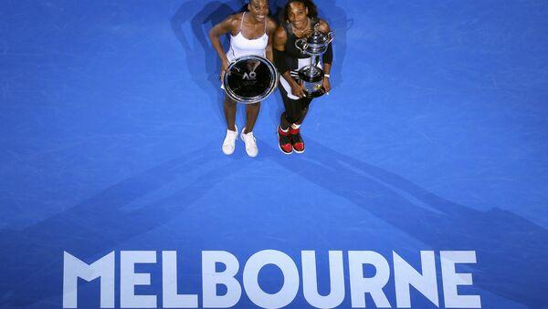 Serena Williams- Venus Williams - Sputnik Türkiye