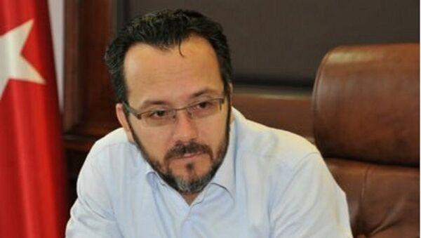 Adnan Menderes Üniversitesi Rektörü Prof. Dr. Cavit Bircan - Sputnik Türkiye