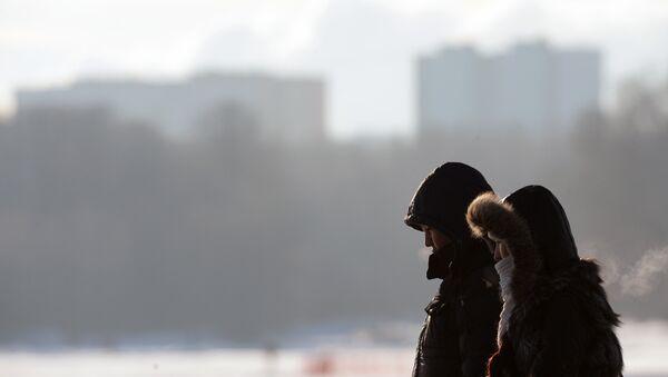 Moskova- soğuk - Sputnik Türkiye