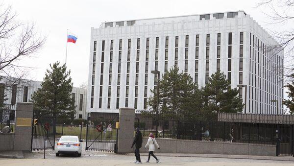 Rusya'nın Washington Büyükelçiliği - Sputnik Türkiye