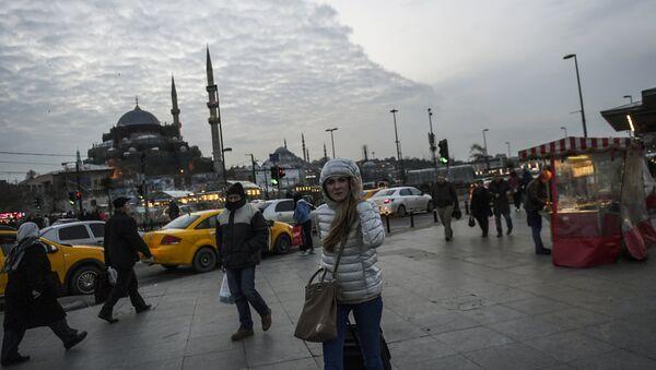 İstanbul - Eminönü - Sputnik Türkiye