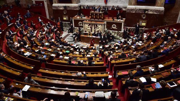 Fransa parlamentosu - Sputnik Türkiye