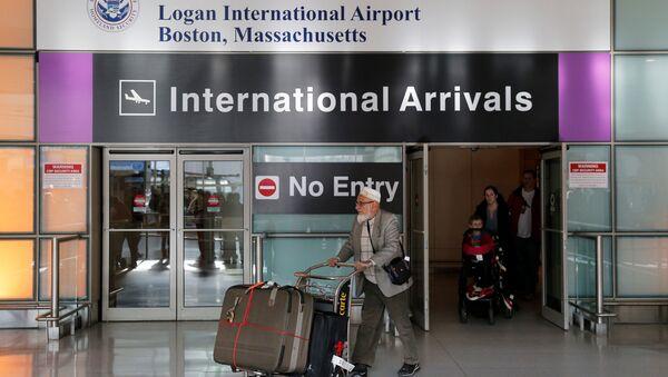 Boston Logan Havalimanı - Sputnik Türkiye
