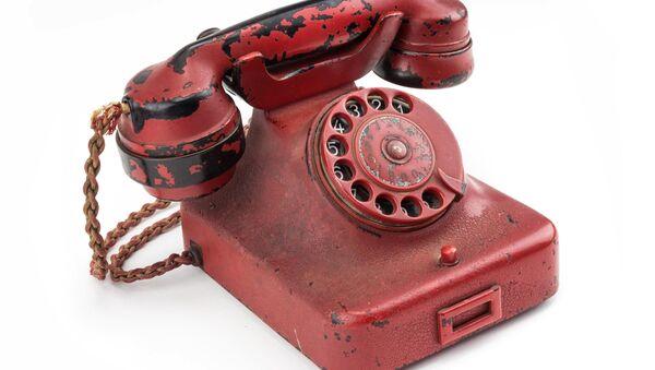 Adolf Hitler'in telefonu - Sputnik Türkiye