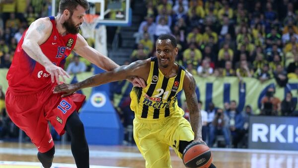 Fenerbahçe - CSKA Moskova - Sputnik Türkiye