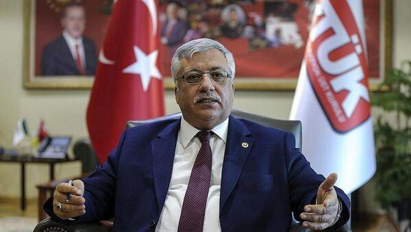 RTÜK Başkanı İlhan Yerlikaya - Sputnik Türkiye