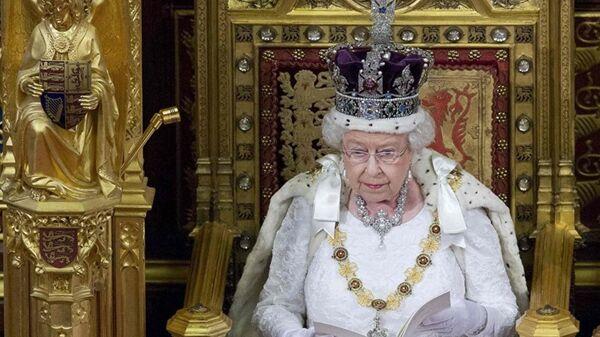 İngiltere Kraliçesi 2. Elizabeth - Sputnik Türkiye