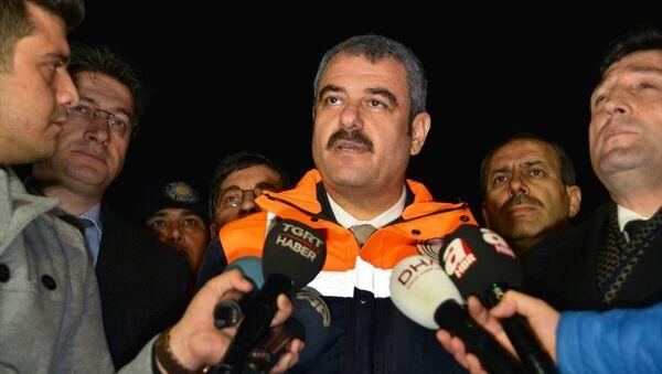 AFAD Başkanı Mehmet Halis Bilden - Sputnik Türkiye