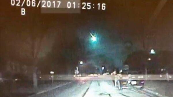 Midwest Meteoru - Sputnik Türkiye