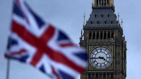 İngiliz Parlamentosu - Sputnik Türkiye