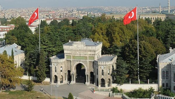 İstanbul Üniversitesi - Sputnik Türkiye