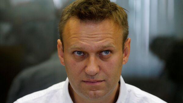 Aleksandr Navalnıy - Sputnik Türkiye