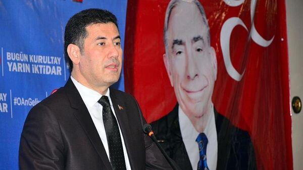 Sinan Oğan  - Sputnik Türkiye