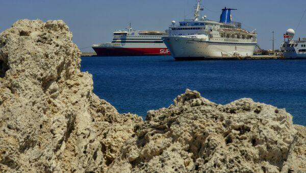 Cruise- Yolcu gemisi - Sputnik Türkiye