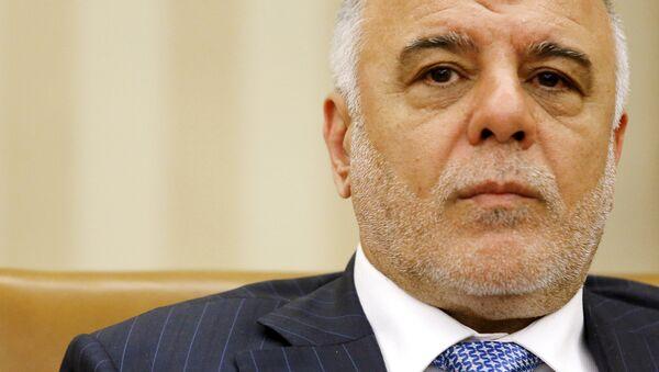 Irak Başbakan Haydar el İbadi - Sputnik Türkiye