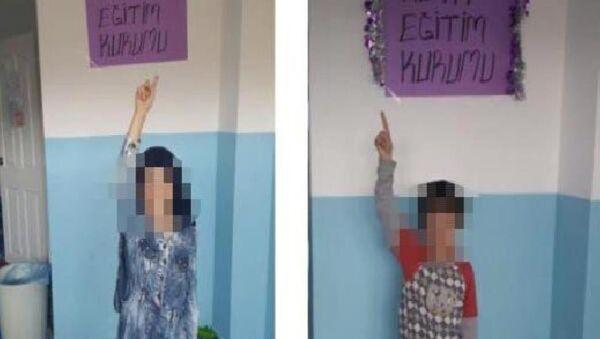IŞİD çocuk militanlar - Sputnik Türkiye